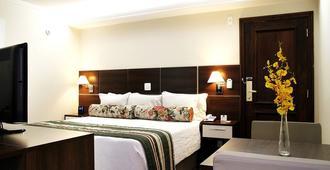 珠穆朗玛峰里奥酒店 - 里约热内卢 - 睡房
