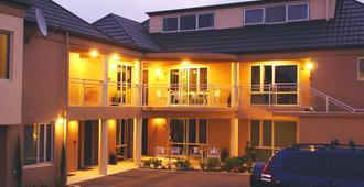科伦坡中心点汽车旅馆 - 基督城 - 建筑