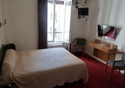 埃尔德酒店 - 里昂 - 睡房