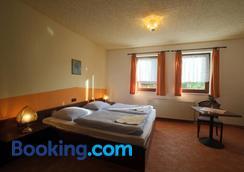加斯特霍夫法克斯堡科洛斯酒店 - 德累斯顿 - 睡房