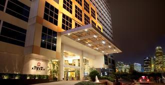 广州东方国际酒店 - 广州 - 建筑