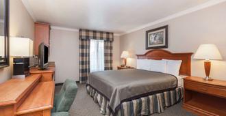 加利福尼亚州西尔马旅游宾馆 - 洛杉矶 - 睡房