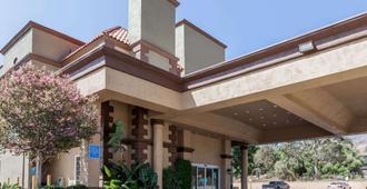 加利福尼亚州西尔马旅游宾馆 - 洛杉矶 - 建筑