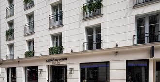 世界庄园套房酒店 - 南特 - 南特 - 建筑