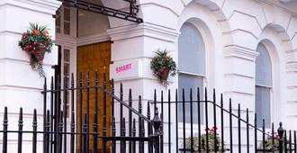 斯玛特罗素广场青年旅舍 - 伦敦 - 户外景观
