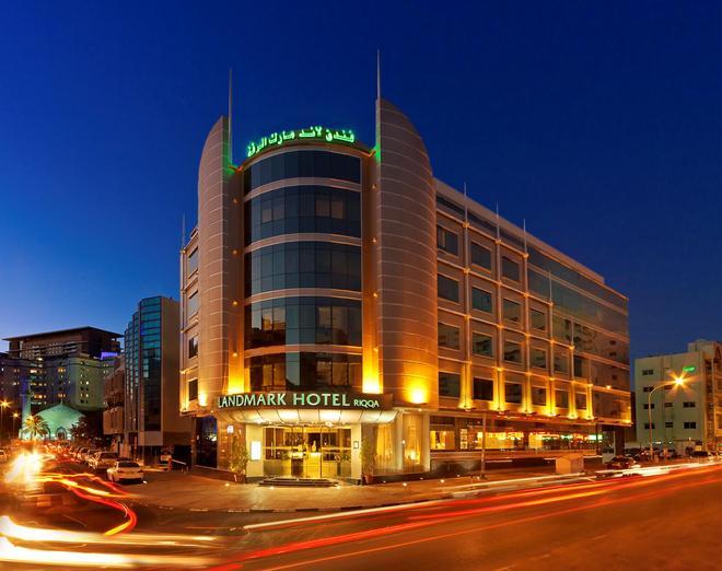 里卡地标酒店 - 迪拜 - 建筑