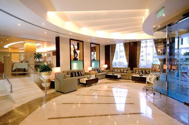 里卡地标酒店 - 迪拜 - 大厅