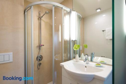 马克西米利安彭茨市政厅酒店 - 因斯布鲁克 - 浴室