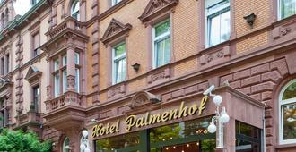 帕尔门霍夫酒店 - 法兰克福 - 建筑