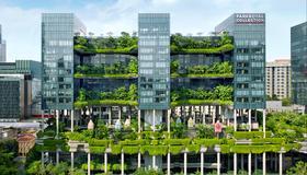 新加坡皮克林宾乐雅酒店 - 新加坡 - 建筑