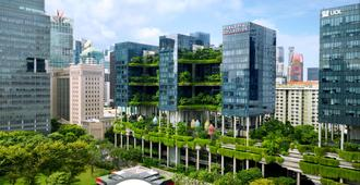新加坡皮克林宾乐雅酒店 - 新加坡 - 户外景观