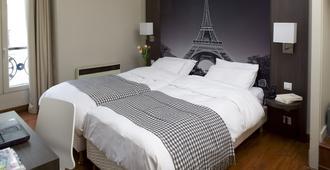 巴黎维多利亚酒店 - 巴黎 - 睡房