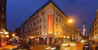 柏林哈克市场便捷酒店 - 柏林 - 建筑