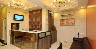 孟买都市宫殿酒店 - 孟买 - 柜台
