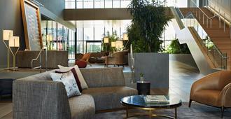 金普顿索耶酒店 - 萨克拉门托 - 大厅