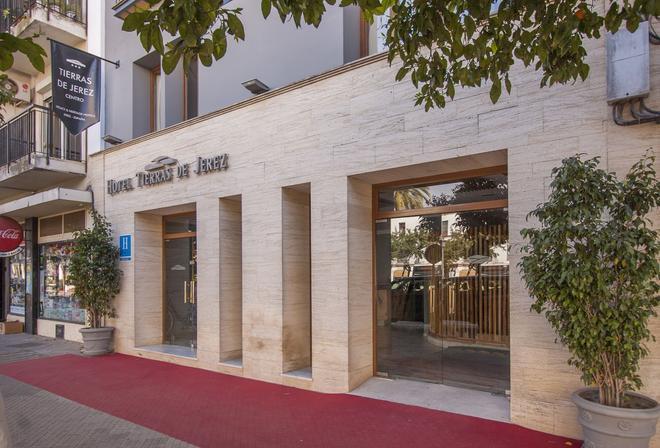 提拉斯德杰丽斯酒店 - 赫雷斯-德拉弗龙特拉 - 建筑