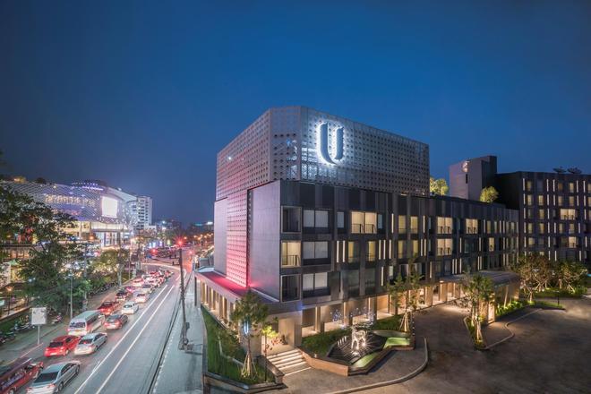 清迈宁曼U酒店 - 清迈 - 建筑
