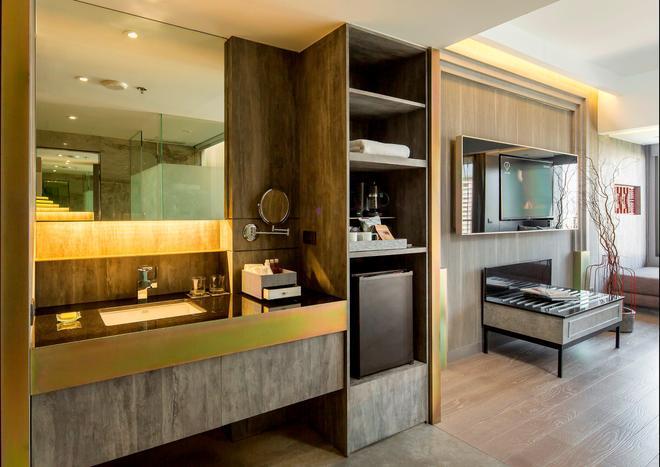 清迈宁曼U酒店 - 清迈 - 浴室