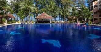 普吉岛最佳西方邦道海滩度假村 - Choeng Thale - 游泳池