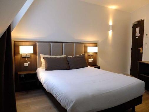 弗洛尔酒店 - 巴黎 - 睡房