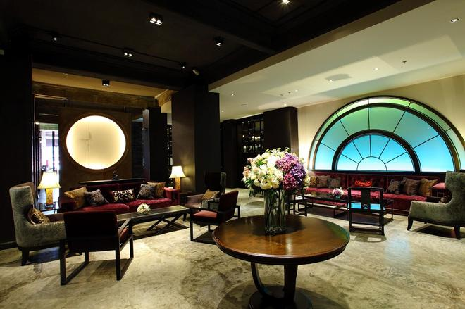 曼谷上海大厦酒店 - 曼谷 - 休息厅