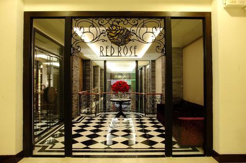 曼谷上海大厦酒店 - 曼谷 - 门厅
