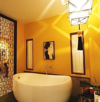 曼谷上海大厦酒店 - 曼谷 - 浴室