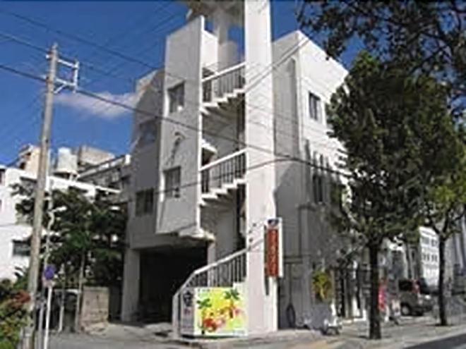 天堂冲绳旅馆 - 那霸 - 建筑