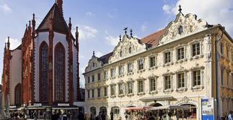维尔茨堡麦纽夫美居酒店 - 维尔茨堡 - 户外景观