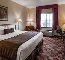拉勒米贝斯特韦斯特酒店及套房