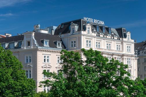 里佳纳酒店 - 维也纳 - 建筑
