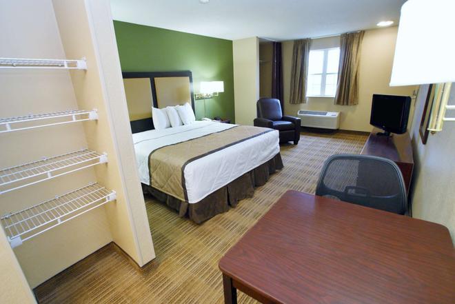 纳什维尔机场美国长住酒店 - 纳什维尔 - 睡房