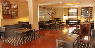 亞喀巴金鬱金香飯店 - 亚喀巴 - 大厅