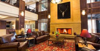 圣达菲德鲁酒店 - 圣达菲 - 大厅