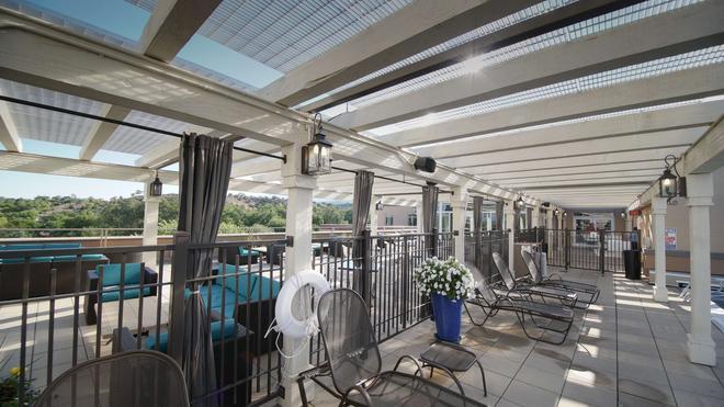 圣达菲德鲁里广场酒店 - 圣达菲 - 酒吧