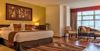 帕尔马皇家酒店及赌场 - 圣荷西 - 睡房