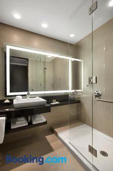 圣地亚哥机场希尔顿花园酒店 - 圣地亚哥 - 浴室