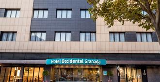 格拉纳达西方酒店 - 格拉纳达 - 建筑