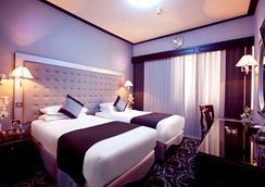 迪拜百老汇酒店 - 迪拜 - 睡房