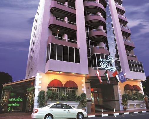 迪拜百老汇酒店 - 迪拜 - 建筑