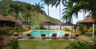 爱妮岛花园度假酒店 - 爱妮岛 - 游泳池