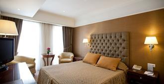 雅典赫拉酒店 - 雅典 - 睡房