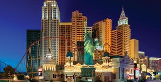纽约-纽约酒店赌场 - 拉斯维加斯 - 建筑