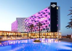 伊维萨硬石酒店 - 普拉亚登博萨 - 建筑