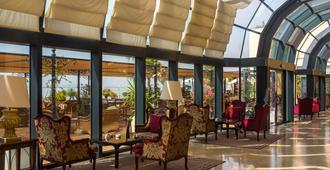伯格斯杜拉克巴塞罗凯煌酒店 - 突尼斯 - 大厅