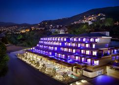 迪万布尔萨酒店 - 伯萨 - 建筑
