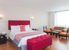 瓦鲁纳酒店 - 马尼萨莱斯 - 睡房