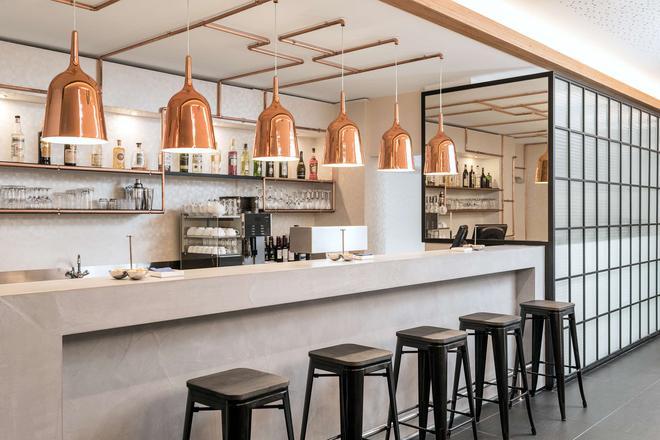 汉堡米特nh酒店 - 汉堡 - 酒吧