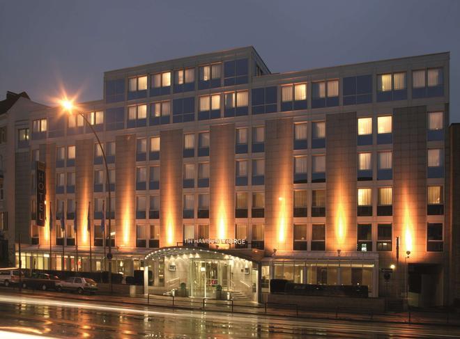 汉堡米特nh酒店 - 汉堡 - 建筑