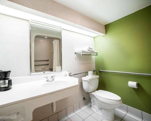 默夫里斯伯勒好眠酒店 - 默夫里斯伯勒 - 浴室